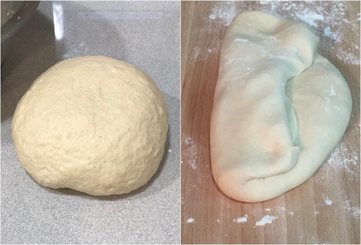 Pan de masa madre natural