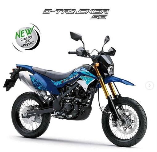 Kawasaki D Traker SE