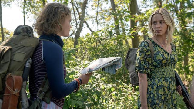 Emily Blunt Millicent Simmonds John Krasinski | A Quiet Place Part II