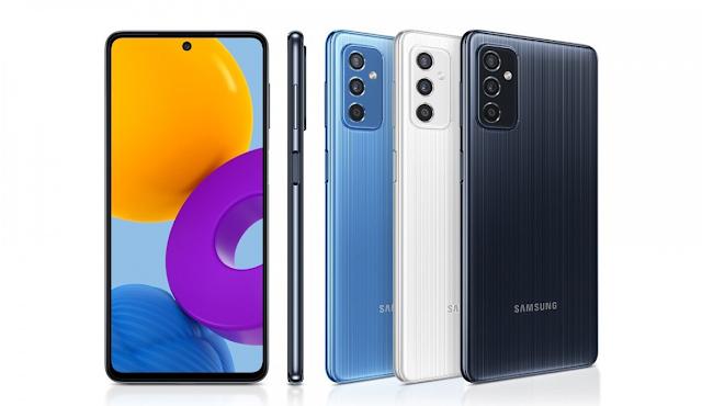 تم إطلاق هاتف سامسونج Galaxy M52 5G بهدوء في بولندا