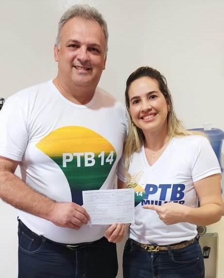 Presidente da Câmara de Vereadores de Altamira deixa MDB e se filia ao PTB