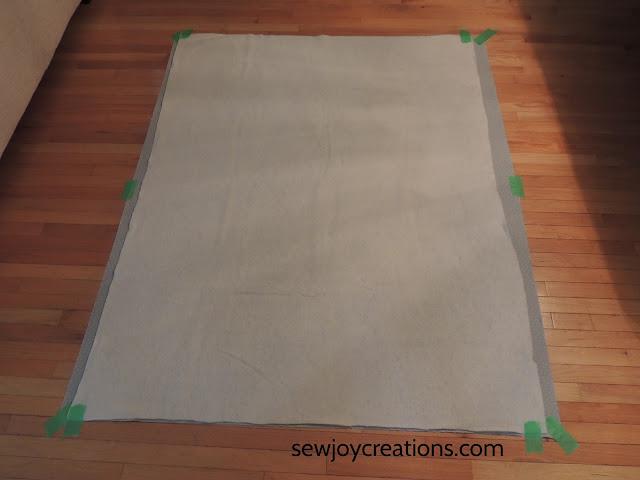 basting a quilt quilt sandwich floor basting