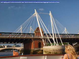 Puente de Hungerford Bridge