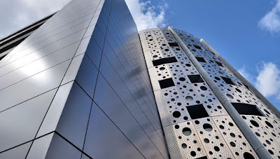 Benefits Of aluminium perforated panel for architects
