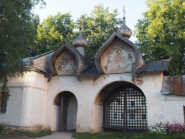 Великий Новгород, Знаменский собор (Veliky Novgorod, Znamensky Cathedral)