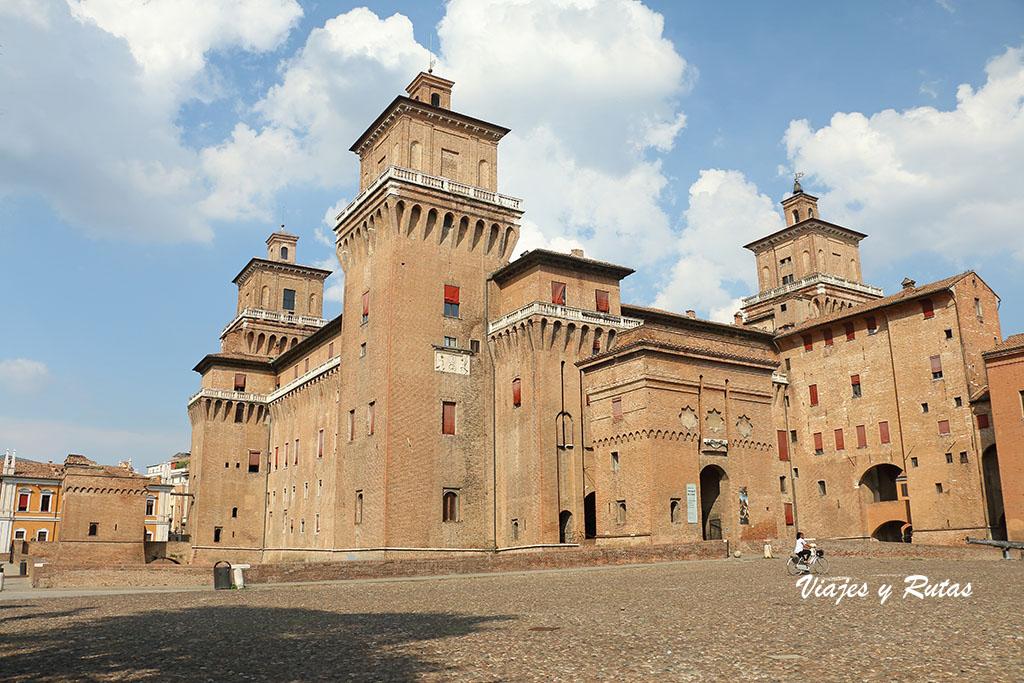 Castillo de los Este, de Ferrara