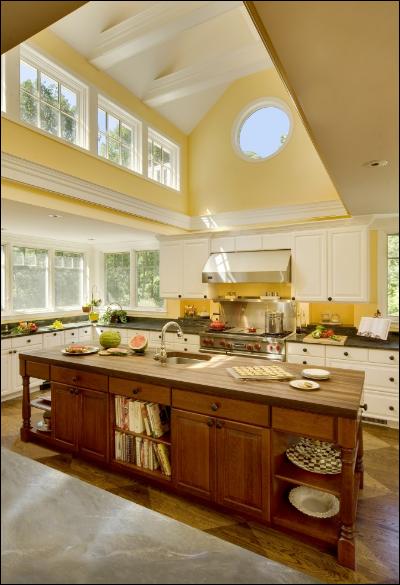 Yellow Kitchen Ideas ~ Room Design Ideas