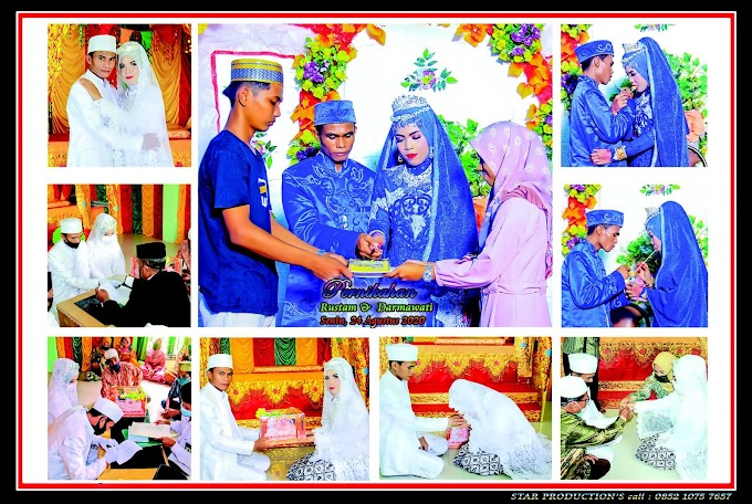 Pernikahan Rustam & Darmawati