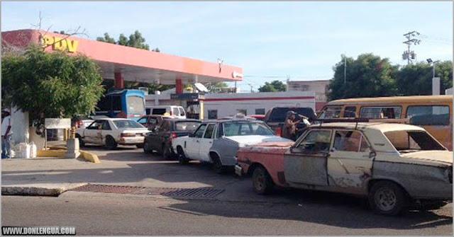 En el Zulia solo tendrán derecho a comprar gasolina 4 horas por día
