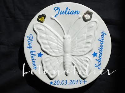 http://de.dawanda.com/product/44800502-gedenktafel-rund---schmetterling