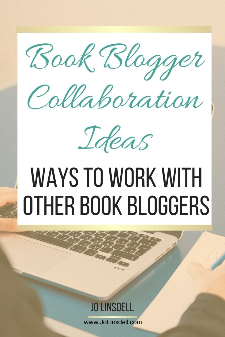 Ways to work with other Book Bloggers