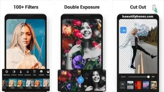 5 من أفضل تطبيقات محرر الصور لنظام Android
