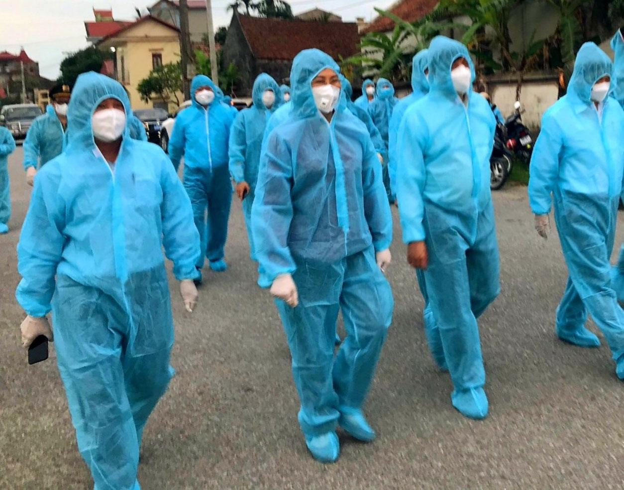 Ninh Thuận: Truy vết các trường hợp liên quan đến ca nhiễm trong cộng đồng