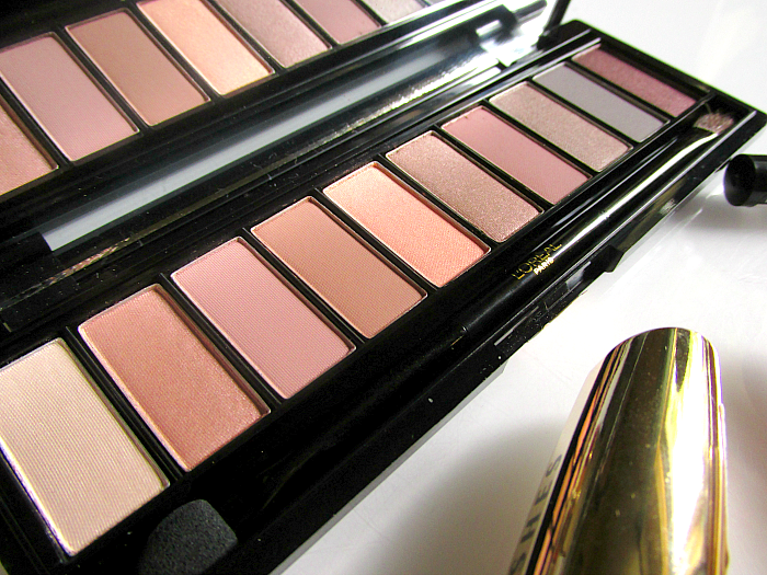 10 Eyeshadow L´Oréal Paris Color Riche La Palette Nude Rosé