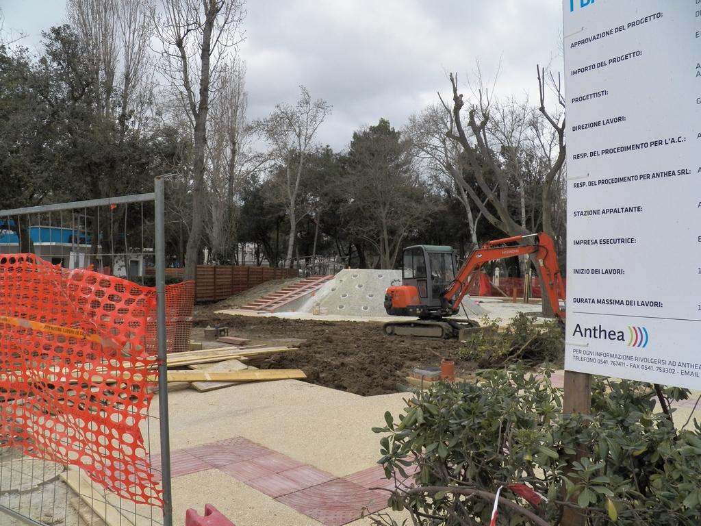 Cronistoria parco inclusivo Rimini