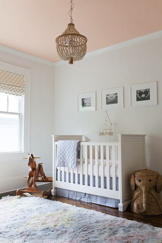 15 Soft And Feminine Baby Girl Nursery Ideas