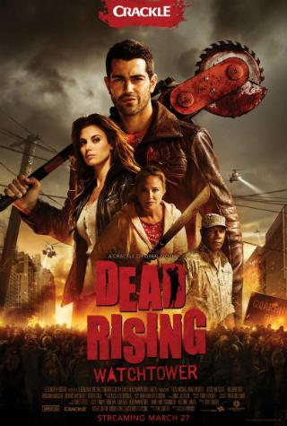 Dead Rising: Watchtower [2015] [DVDR] [NTSC] [Latino]