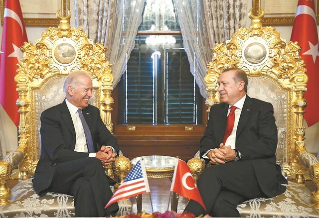 Κι αν ο Ερντογάν τα βρει με τον Μπάιντεν και το Ισραήλ;