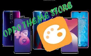Kumpulan Tema Store Oppo APK (Tema Store 4.0, Tema Store 6.1, Tema Store 6.4 dan Tema Store Cina)