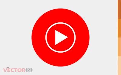 Youtube Music Icon - Download Vector File AI (Adobe Illustrator)