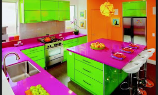 Color Blends Kitchen 2