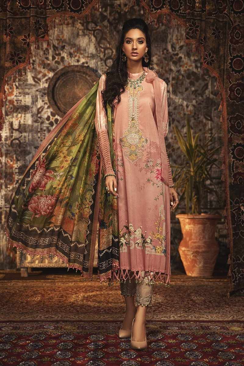 Maria B Fall/Winter 2020 Unstitched Collection M.Prints