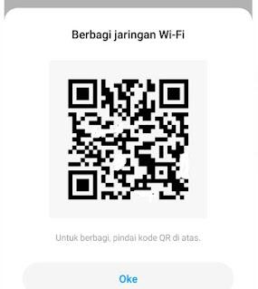 Cara Melihat Sandi /Password Wifi Yang Terhubung di HP Xiaomi