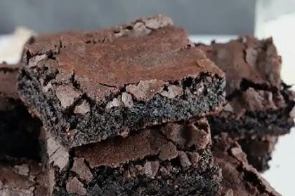 Cara Mudah Membuat Kue Brownies