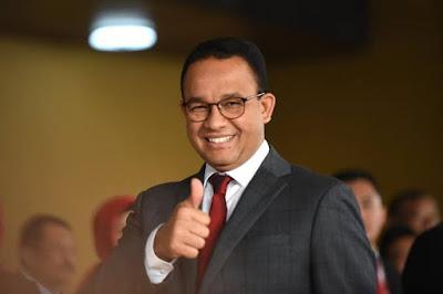 Anies Pemimpin Daerah Paling Jago Tangani Corona