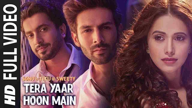 tera yaar hoon main lyrics Arijit Singh