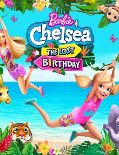 pelicula Barbie y Chelsea, el cumpleaños perdido