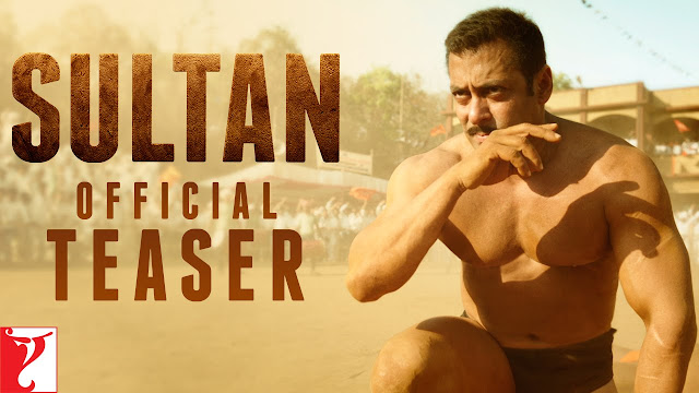 Sultan Official Teaser Released Salman Khan Anushka Sharma