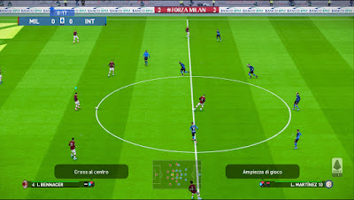 PES 2020 Scoreboard Serie A TIM by Andò12345