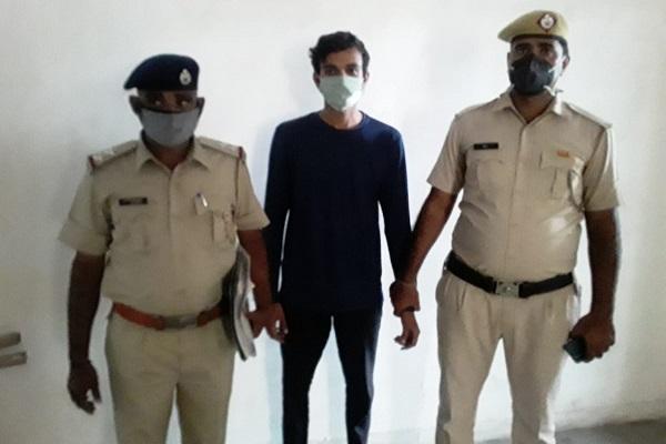 piyala-gaon-faridabad-firing-case-police-arrested-sachin