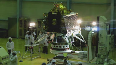 chandrayaan 2 india's moon mission set to take off july 15