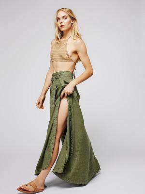 Faldas de Moda Largas 2017