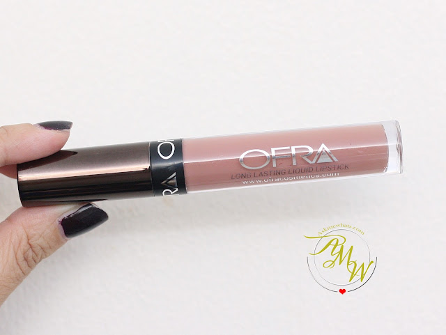 a photo of Ofra Long Lasting Liquid Lipstick in MANILA