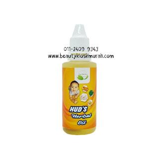 Hud's Herbal Oil