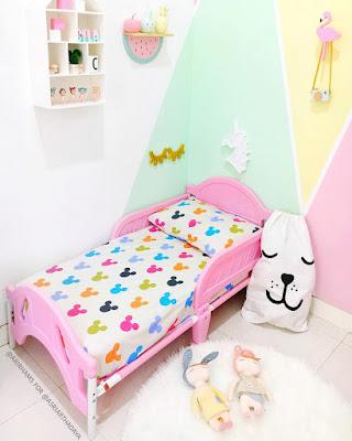Variasi Warna Cat Untuk Kamar Tidur yang Menyenangkan ...