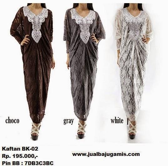 Jual Gamis Murah Gamis Kaftan Baju Muslim Terbaru Gamis
