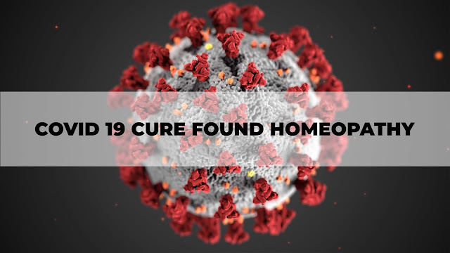 covid 19 (coronavirus) update cure found homeopathy