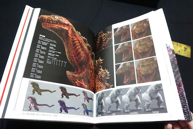 DSC01664 - 正宗哥吉拉 映画『シン・ゴジラ』公式記録集 ジ・アート・オブ・シン・ゴジラ  Godzilla Resurgence/Shin Godzilla[