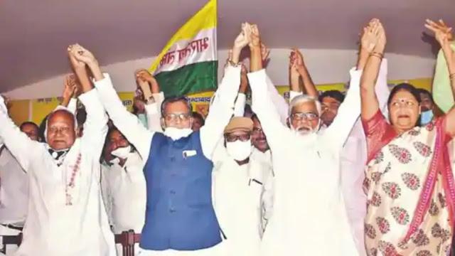 बिहार में एक और नई राजनीतिक पार्टी का गठन, 41 सीटों पर लड़ने की घोषण