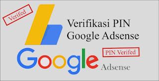 Cara Verifikasi PIN Google Adsense Indonesia