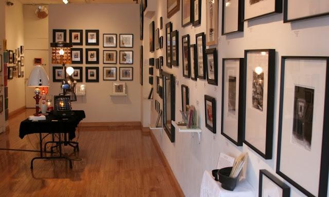 Informações sobre a City Art Cooperative Gallery em San Francisco