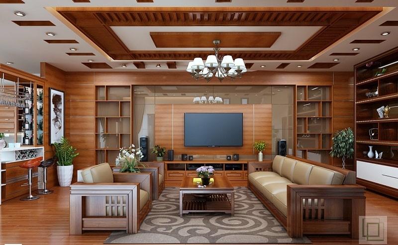 Bàn ghế đồ gỗ nội thất Cao Cấp giá thành hợp lí tại Thanh Hóa