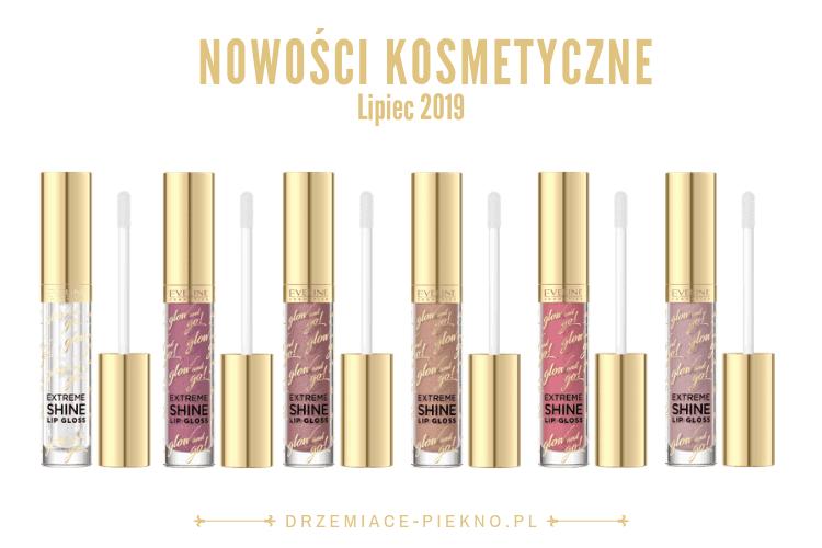 Nowości kosmetyczne w drogerii Rossmann - Lipiec 2019