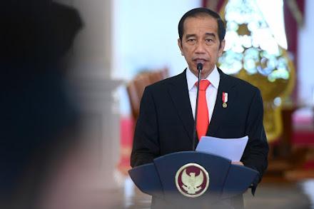 Presiden Jokowi Dorong Reformasi Sistem Kesehatan