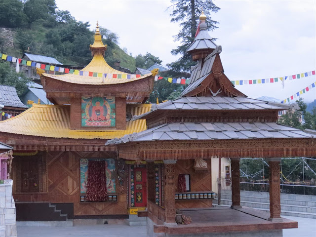 Berinag Temple, Sangla