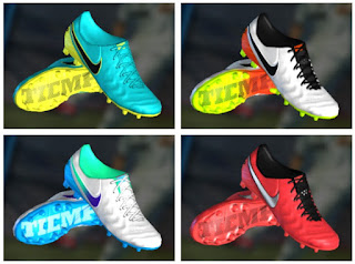 Boots Tiempo Pack Pes 2013